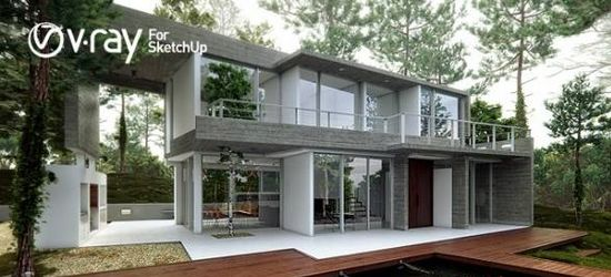 VRay for SketchUp2021