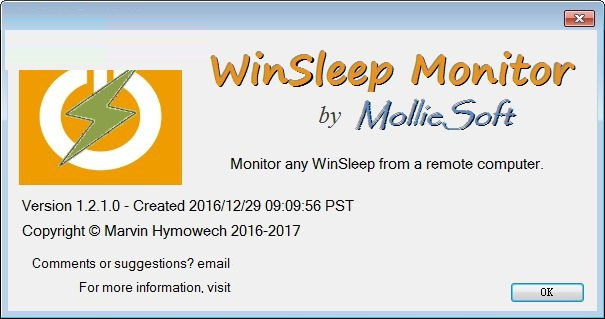 WinSleep Monitor下载截图2